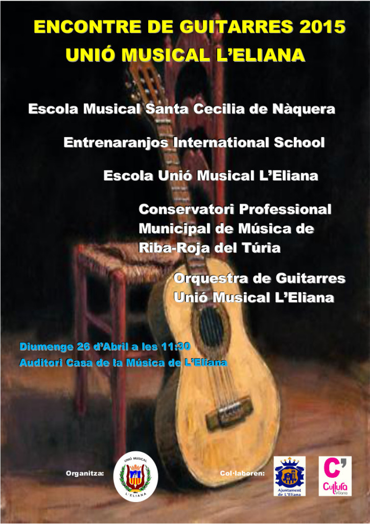 encontre de guitarres 2015
